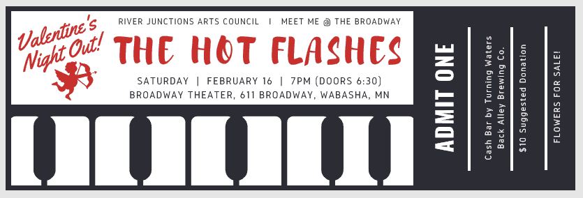 The Hot Flashes Tickets