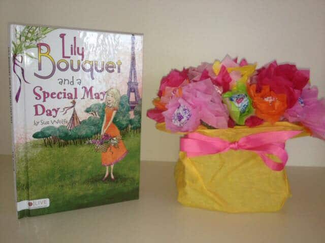 Lily Bouquet and a Special May Day
